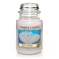 Sea Coral™ : Large Jar Candle : Yankee Candle