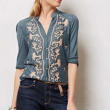 Anthropologie - Sovana Buttondown