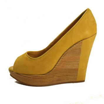 Bottero Ultra Wedge - Yellow