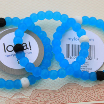 Lokai Bracelet S,M,L Mud from Dead Sea, water from MT Everest