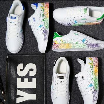 2017 Newest 3 Colors Stan Smith Shoes For Men And Women Fashion c8193321d