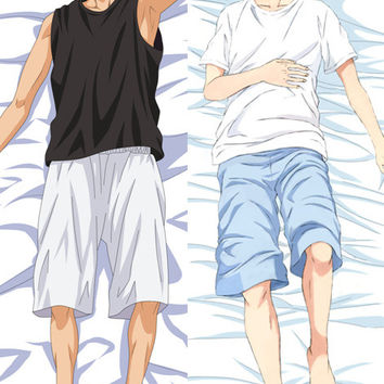 "New  Taiga Kagami ""Male"" Anime Dakimakura Japanese Pillow Cover ContestFiftySix22"