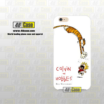Calvin and Hobbes Comic Strip iPhone Case Cover Series