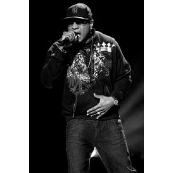 """Ll Cool J Poster Black and White Poster 16""""x24"""""""