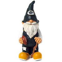 Green Bay Packers NFL 11 Garden Gnome