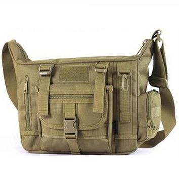 Men Bag Outdoors Casual Military Messenger Handbags