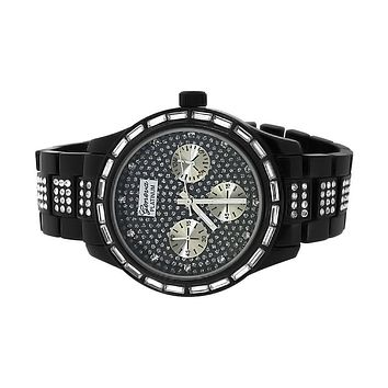 Icey Baguettes Black Watch