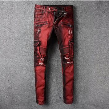 Urban Decayed Cargo Jeans