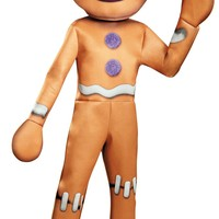Gingy Deluxe Adult 42-46 costume for Halloween