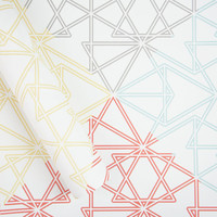 Symmetry Wrapping Paper Sheets