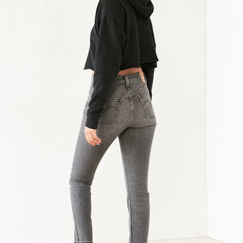 Levi's 501 Skinny Jean - Washed Black | Urban Outfitters