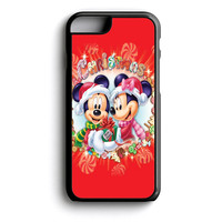 Disney Christmas Mickey Mouse iPhone 4s iPhone 5 iPhone 5c iPhone 5s iPhone 6 iPhone 6s iPhone 6 Plus Case | iPod Touch 4 iPod Touch 5 Case