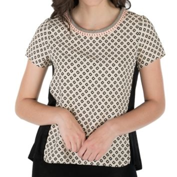 Moa Moa Juniors Printed Split Side Top at Von Maur