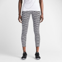 Nike Leg-A-See Allover Print Women's Cropped