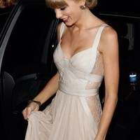 New Taylor Swift Long Formal Prom Dress Size 4