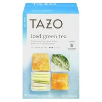 Tazo Iced Green Tea 3.15 oz 6 ct