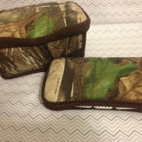 Camo wipe case set
