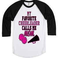 My Favorite Cheerleader Calls Me Mom