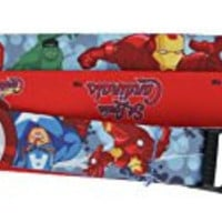 "MLB St. Louis Cardinals Marvel Avengers Reversible Lanyard, 24"", Red"