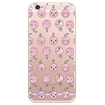 KAWAII Cute Faces Phone Casefor Apple iPhone 5 5s SE 6 6s/plus