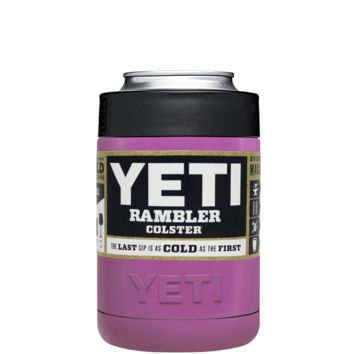 Custom YETI Colster Light Violet Design Your Own Bottle & Can Cooler
