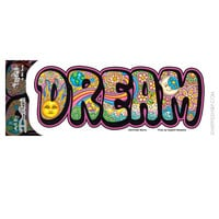 Cosmic Dream Bumper Sticker on Sale for $2.99 at HippieShop.com