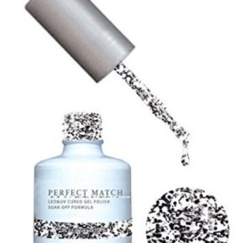 LECHAT Perfect Match Gel Polish & Nail Lacquer Duo 0.5oz/ 15ml - Choose Any Color