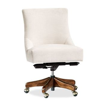 HAYES NON-TUFTED SWIVEL DESK CHAIR