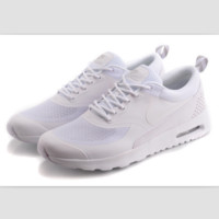 NIKE trend of fashion leisure sports shoes White