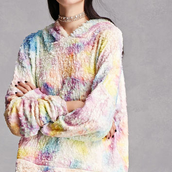 Jaded London Tie-Dye Hoodie