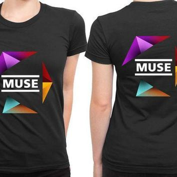 MDIG1GW Muse Undisclosed Cutter 2 Sided Womens T Shirt
