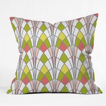 Heather Dutton Arcada Citrus Throw Pillow