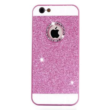 Shiny Phone Case for iPhone Models - 6 Colors
