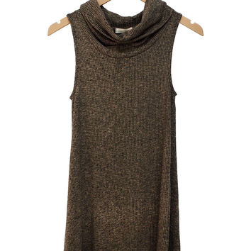 Moxie Cowl Neck Dress