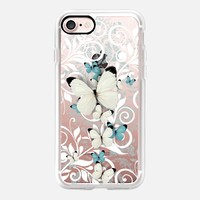 W Butterfly iPhone 7 Capa by Li Zamperini Art | Casetify