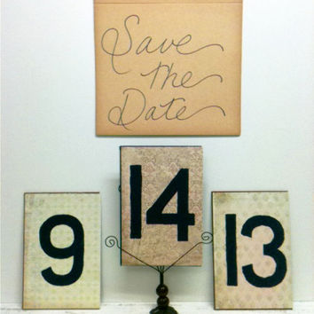 Save the Date,Photo Prop,Save the Date sign,Engagement,Reception,Bridal Shower,Vintage Book Wedding,Wedding Date