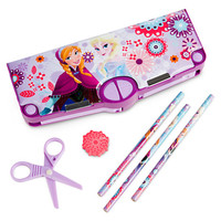 Anna and Elsa Stationery Gadget Case - Frozen