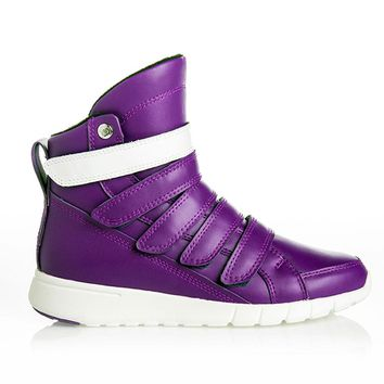 Purple Prime Trainer Bodybuilding Sneaker