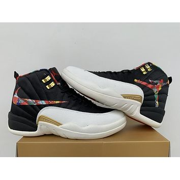 2019 Air Jordan 12 Retro CNY