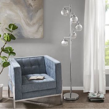 Home Essence Barton Floor Lamp - Walmart.com