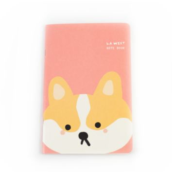 Corgi Note Book