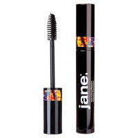 Jane Cosmetics Volumizing Mascara, Black, 480 Ounce