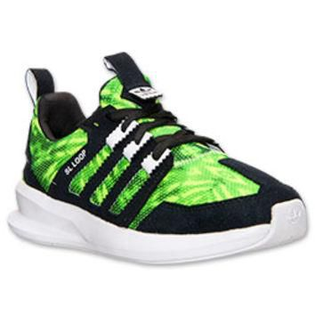 Boys' Grade School adidas SL Loop Runner Casual Shoes