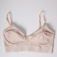 Base Range Soft Bra in Light Nude