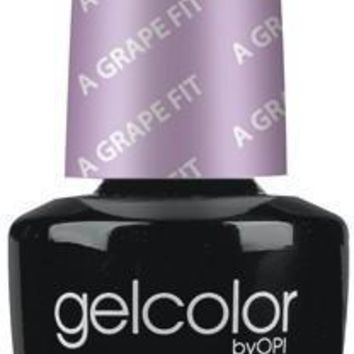 OPI GelColor- A Grape Fit 0.5 oz - #GCB87 (Original Bottle Design)