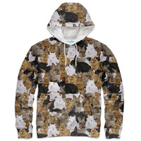 Bunny Invasion Hoodie