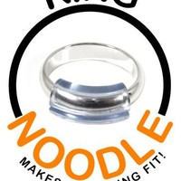 Ring Guard by RING NOODLE (medium) - Ring Size Reducer, Ring Guard, Ring Size Adjuster