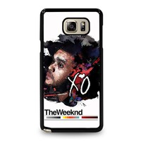 THE WEEKND XO Samsung Galaxy Note 5 Case Cover