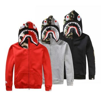 Bape Hoodies Unisex Sweater  [211452428300]