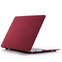 "Frosted Surface Matte Hard Cover Case for Apple MacBook Air 11"" 13"" MacBook 12"" Pro With Retina 12'' 13"" 15"""